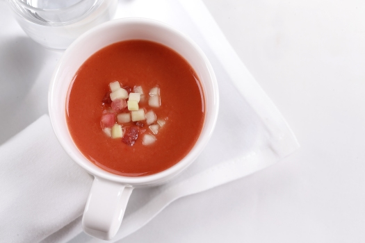 Aviation-inflight-food-cathay-pacific-spanish-menu-soup