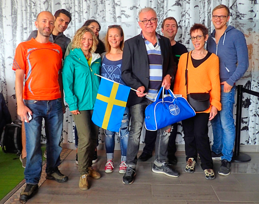 Sweden-bloggers-heading-north