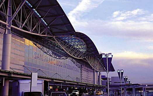 Aviation-SFO-terminal-entrance