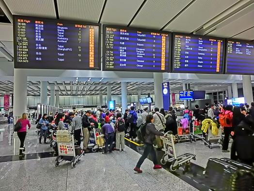 Aviation-hong-kong-airport-baggage-claim