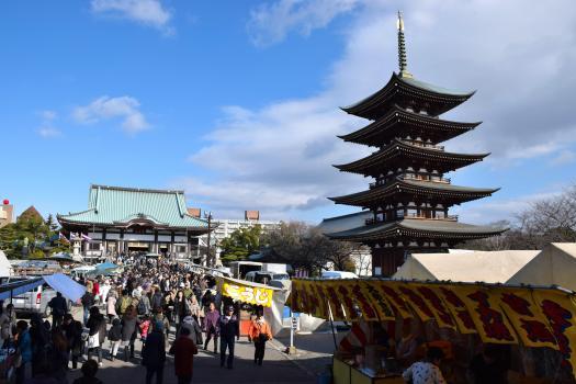 Japan-Nagoya-Nittai-ji-credit-barist