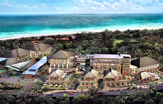 Mövenpick Resort and Spa Jimbaran Bali