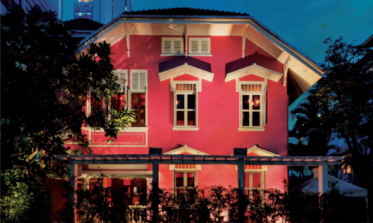 Thailand-bangkok-restaurant-namsaah-bottling-trust-exterior