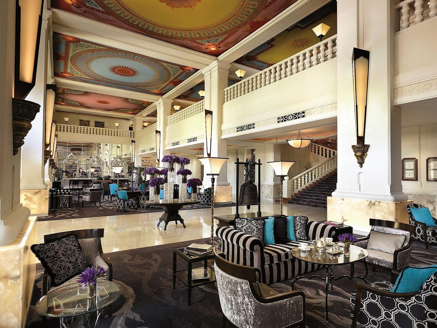 Anantara Siam Bangkok Hotel Gets Lavish Makeover – Accidental