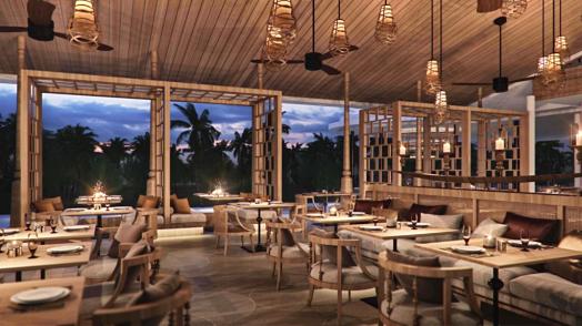 Thailand-koh-samui-hotel-ritz-carlson-restaurant