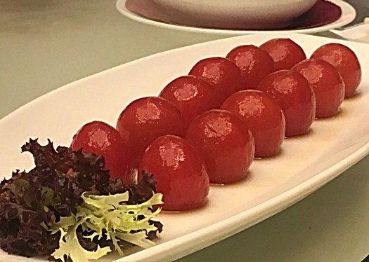 Food-yue-Cherry Tomatoes in Pomelo Vinegar