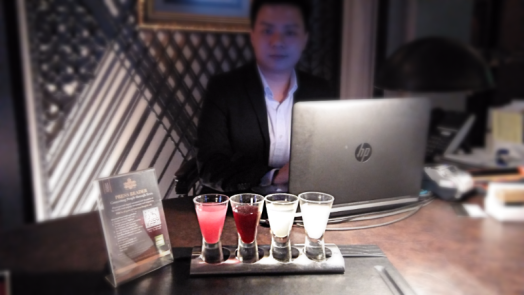 Thailand-bangkok-hotel-muse-welcome-drink