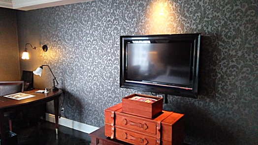 Thailand-bangkok-hotel-muse-flat-screen-TV