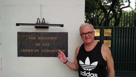 Michael-Taylor-outside-US-Ambassadors-residence-in-bangkok