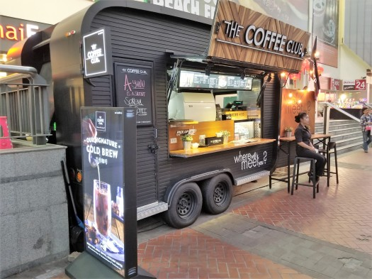 image-of-pattaya-thailand-the-coffee-club-sidewalk-vehicle