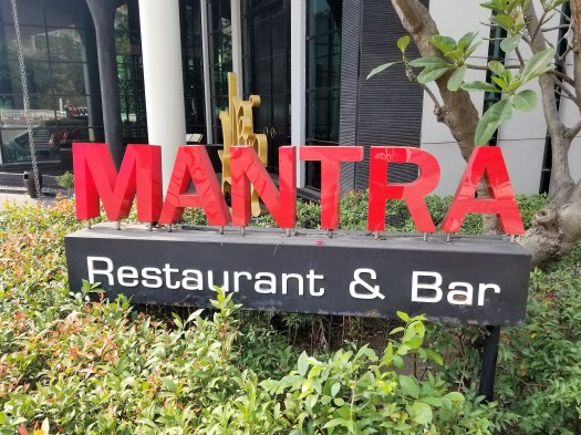 thailand-pattaya-restaurant-mantra-sign